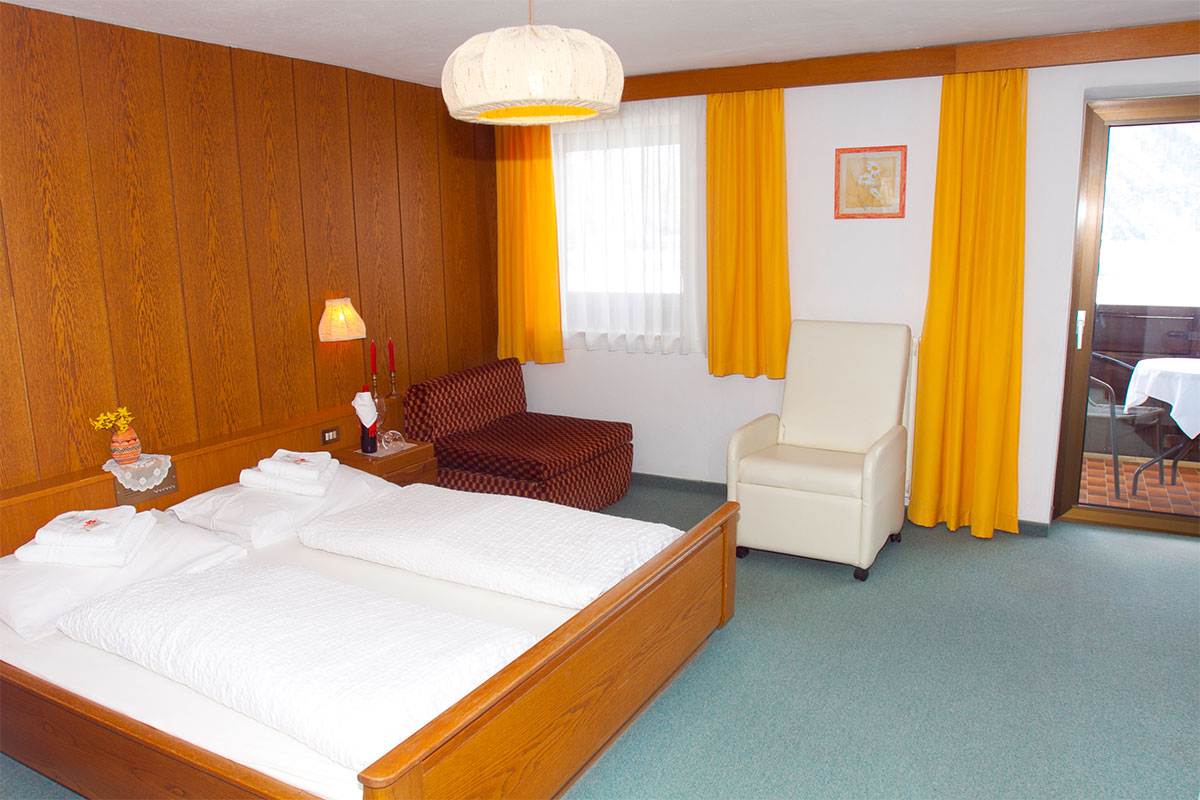 Zimmer - Pension Leithof